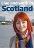 Live and work in Scotland magazine cover