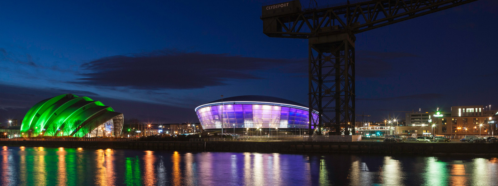 Glasgow clyde hydro evening